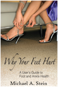 why your feet hurt book san leandro podiatrist